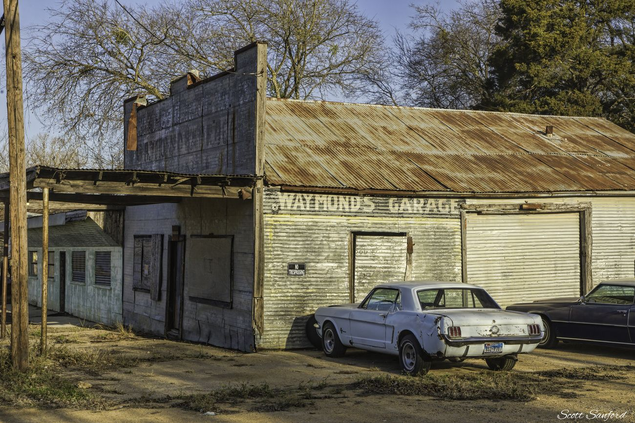 """More for the """"Texas Ghosts"""" project, in Buckholts, TX"""