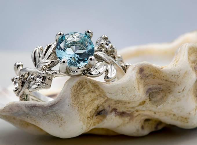 Ring for Mermaid