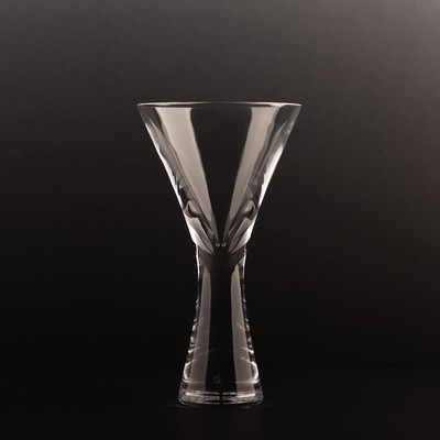 Received this martini glass as a wedding gift and was inspired to catch the light in the beautiful reflection