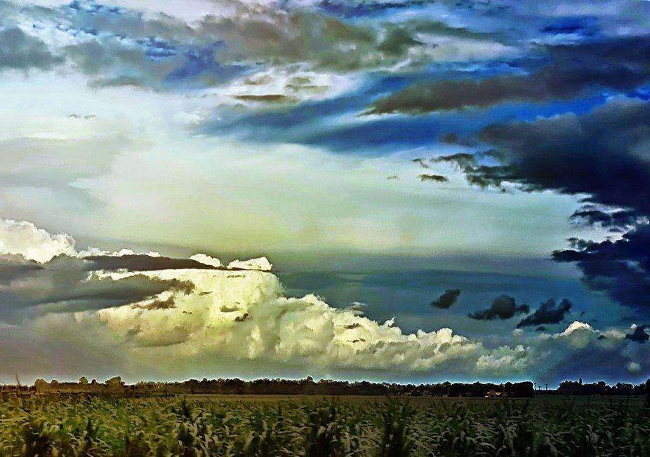 monsoon time