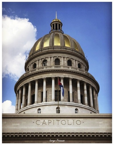 The majestic Capitol!