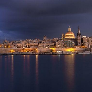 Marsamxett Harbour, Malta