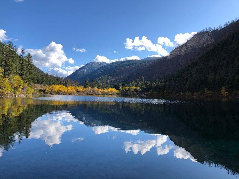 Pivilion lake