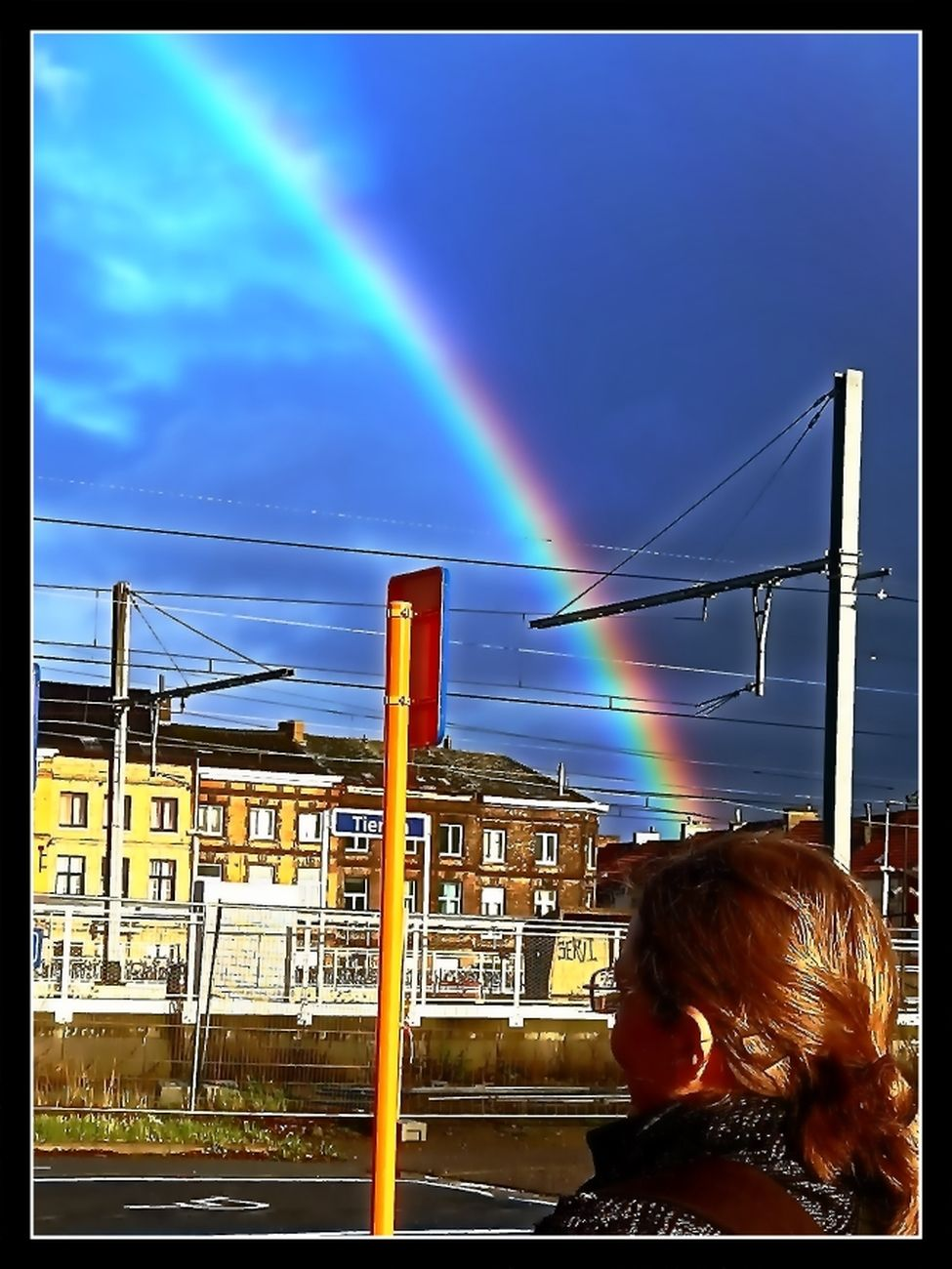 I didn't want to miss this beautiful rainbow Sincerely Theo-Herbots Photographer https://theoherbots.wixsite.com/website-80