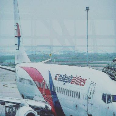 Taken at KL airport, waiting to catch the evening flight into Bangkok, Thailand.