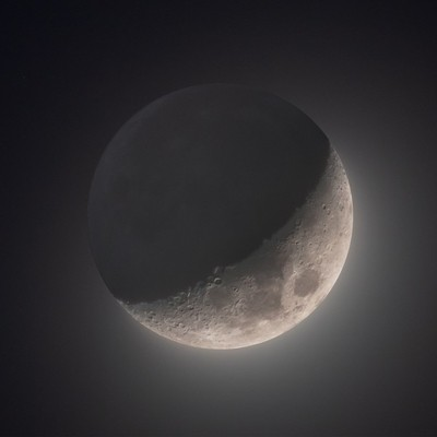 Darkside of the moon. My first attempt at a composite of the moon.