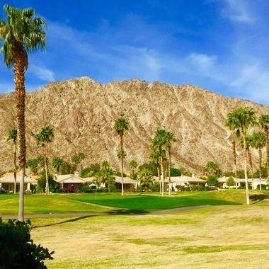 Golfing splendor!