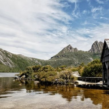 Boat House, Dove lake