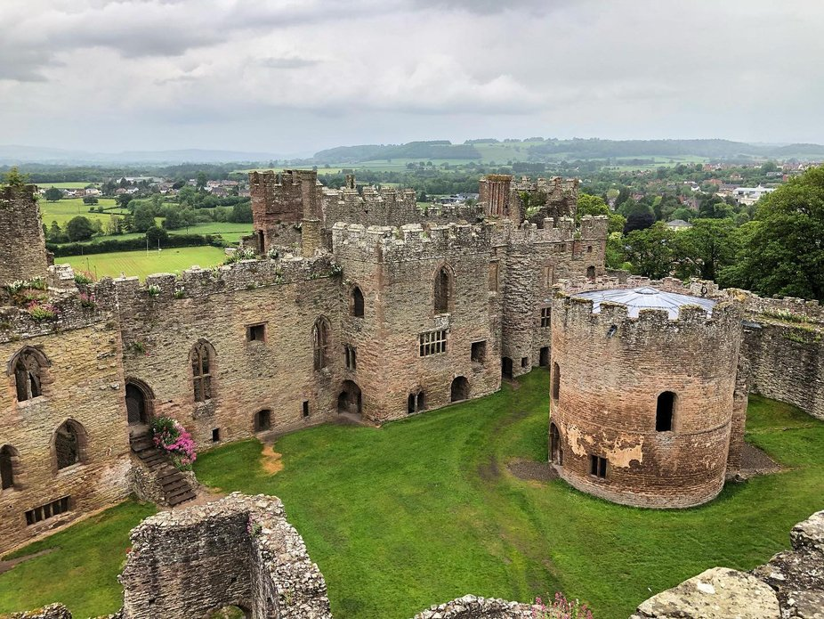 #ludlowcastle #ludlow #shropshire #medieval #castle #medievalcastle #medieval #ruins #history