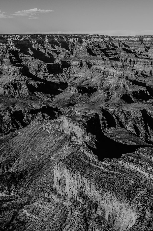 Loneliness at the Grand Canyon