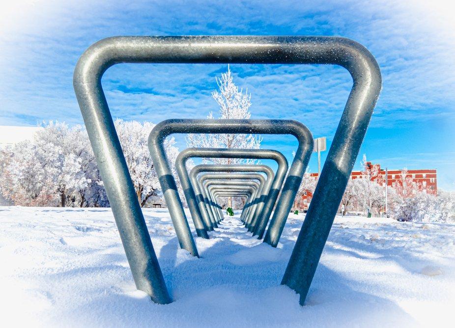 Bike Rack in Winter Time A680E6C6-39A4-45E6-B896-94580735E89B.jpeg
