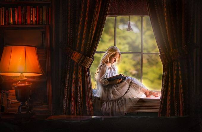 World book day by robertabaneviciene - Image Of The Month Photo Contest Vol 67