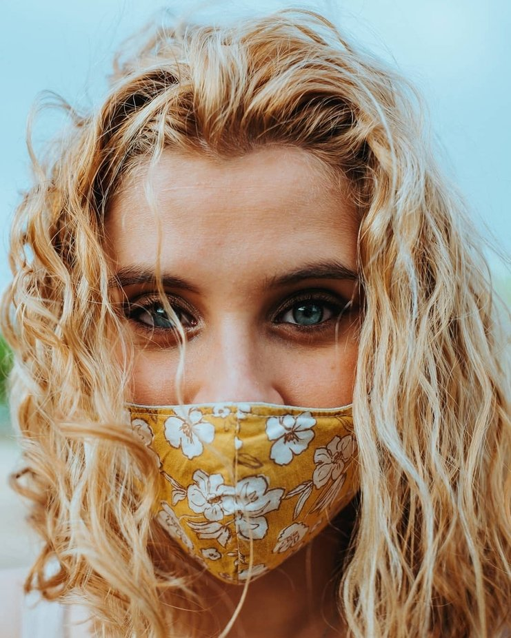 People And Masks Photo Contest Winner