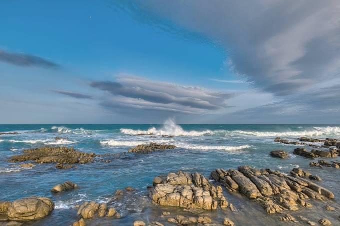 Moody Oceanscape