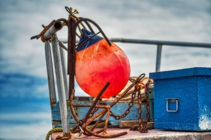 Fishing Boat details