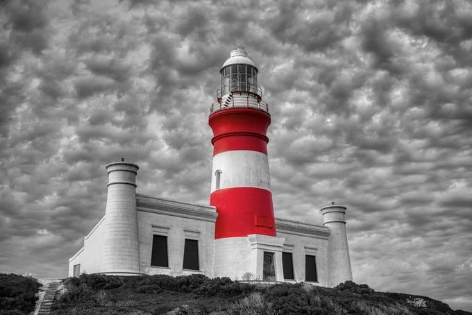 Colour select lighthouse