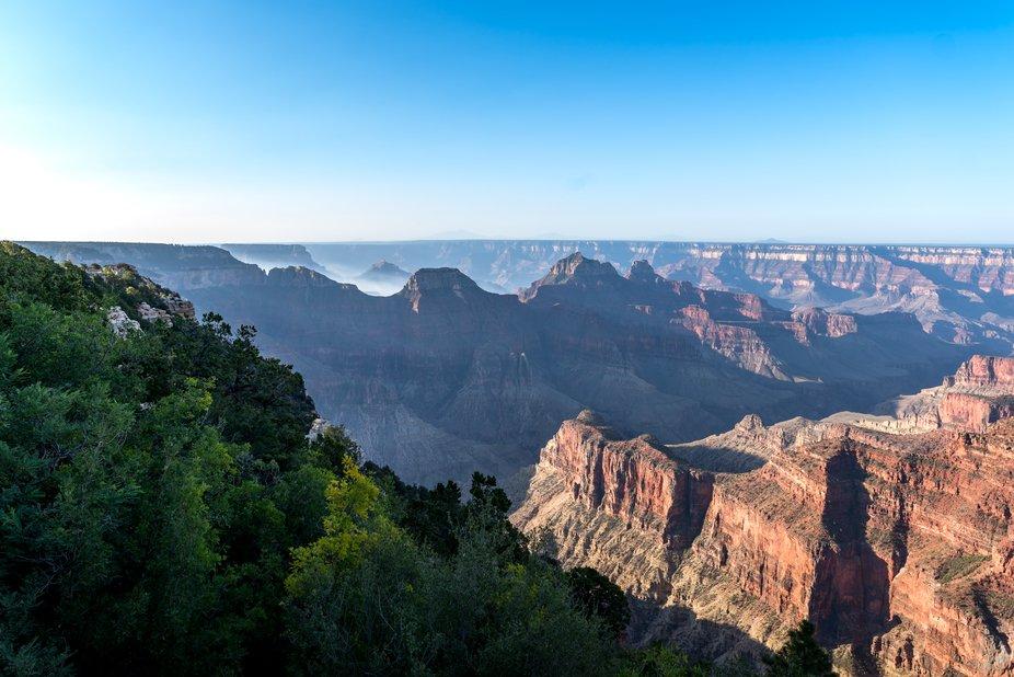 North Rim Grand Canyon 1