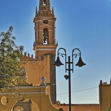 Church in Cholula