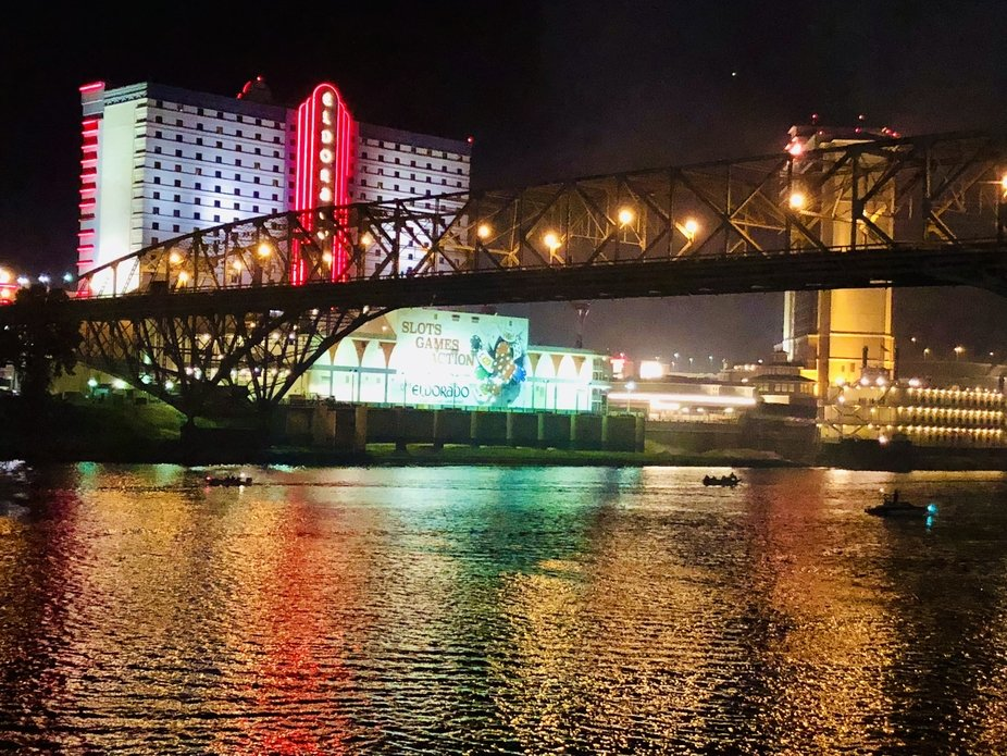 """Louisiana Boardwalk City of Lights"""