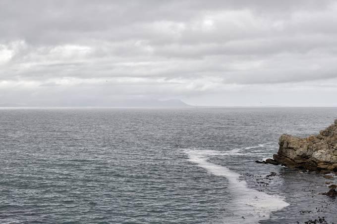 Seascape in Hermanus