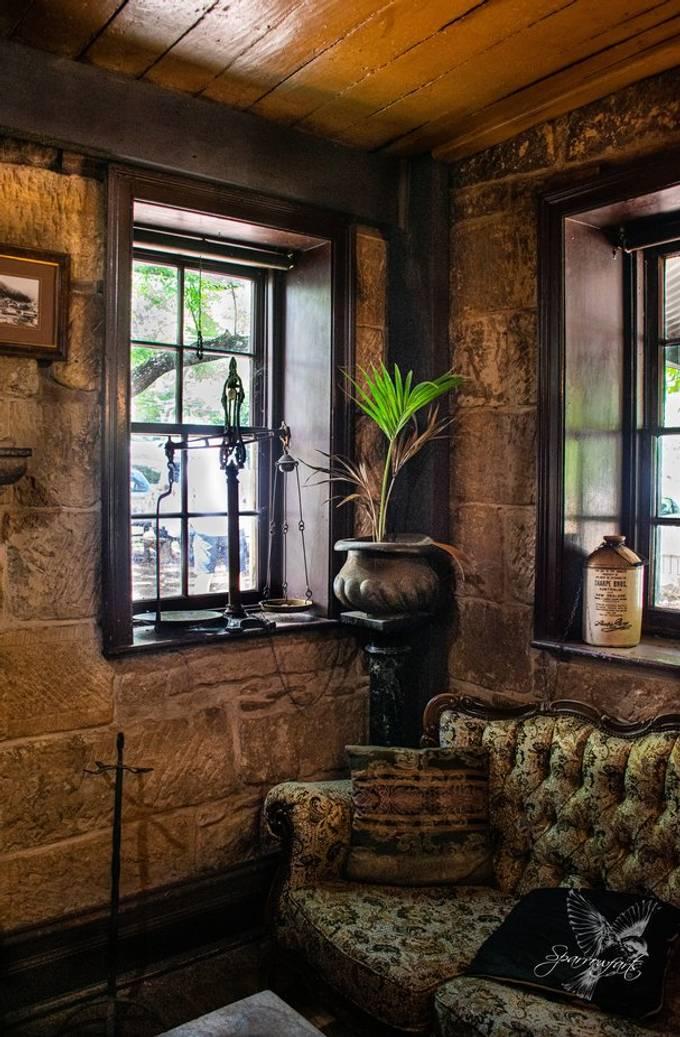 Main Bar of the Settlers Arms Inn -1836