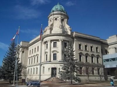 Law Courts built 1916