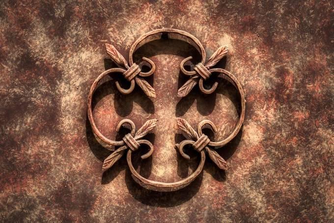 Symbol on the door