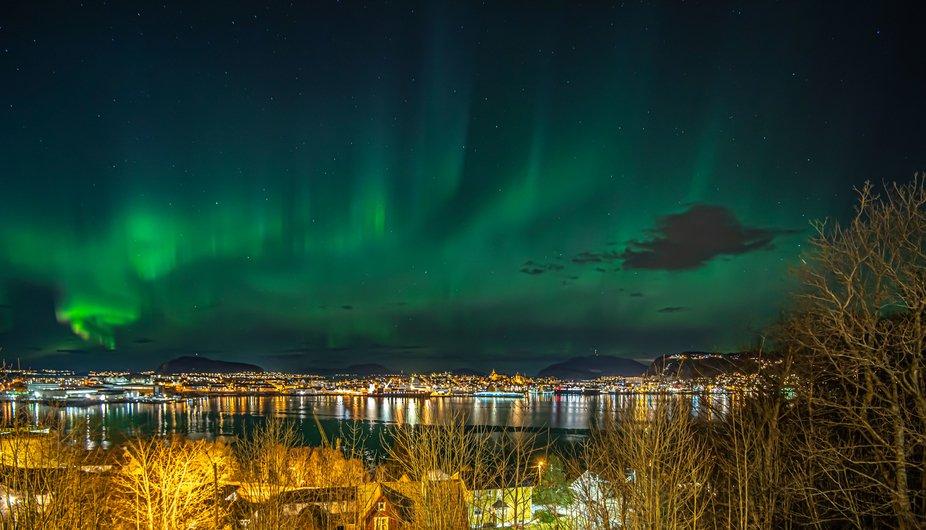 Over Ålesund-Norway