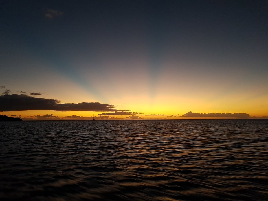 This is one of my favorite shot of all time. Taken on a late night boat ride during my honeymoon,...
