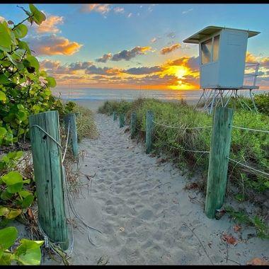 Stuart FL sunrise 3-17-21