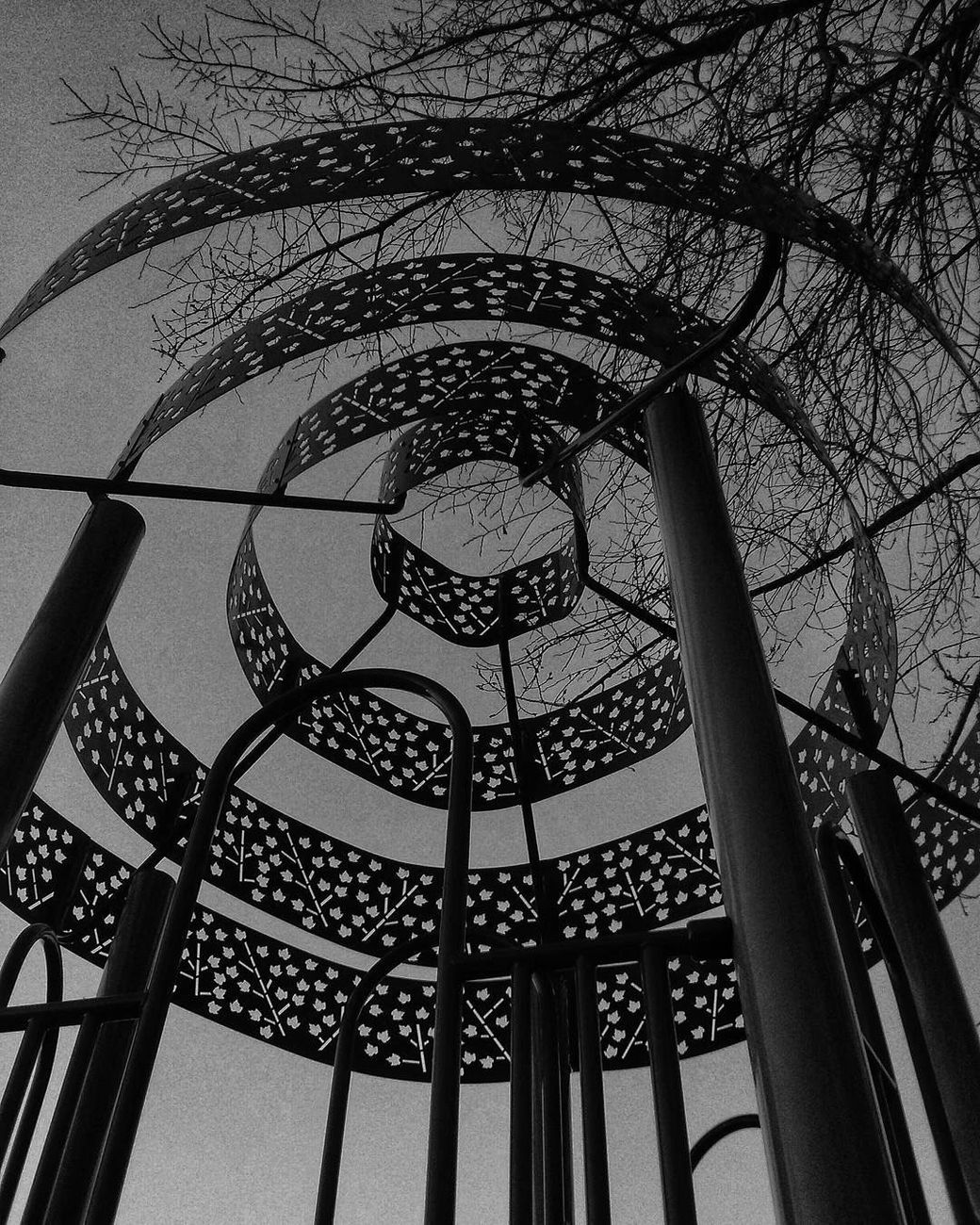 01 Life is a Spiral BY Yannis Lobaina  This is a series inspired by life and its cycles as spirals of being itself.