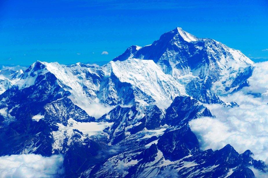 Mt Everest....Up Close