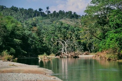BARACOA EL RIO DUABA