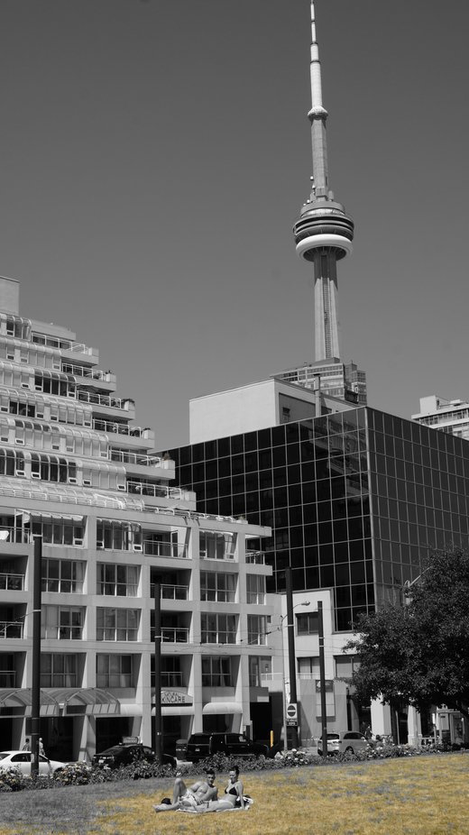 SUMMER IN TORONTO BY YANNIS LOBAINA