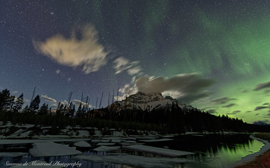 surprise to see this aurora