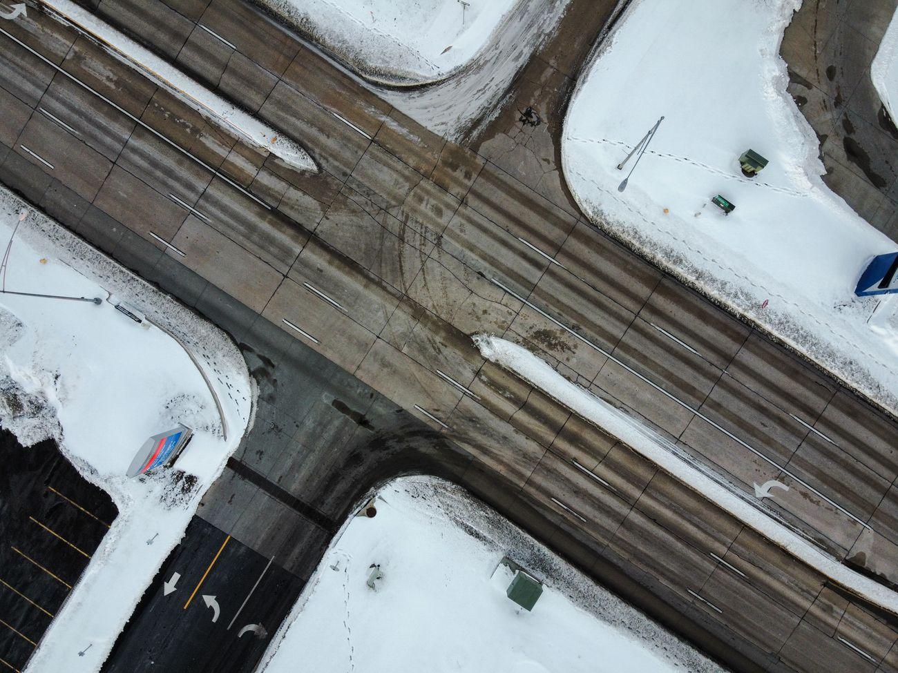 Empty Streets Photo Contest Winner