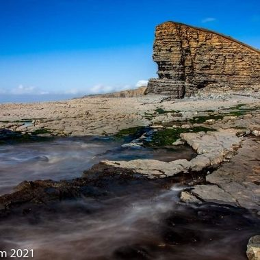Nash point Wales