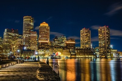 Seaport, Boston