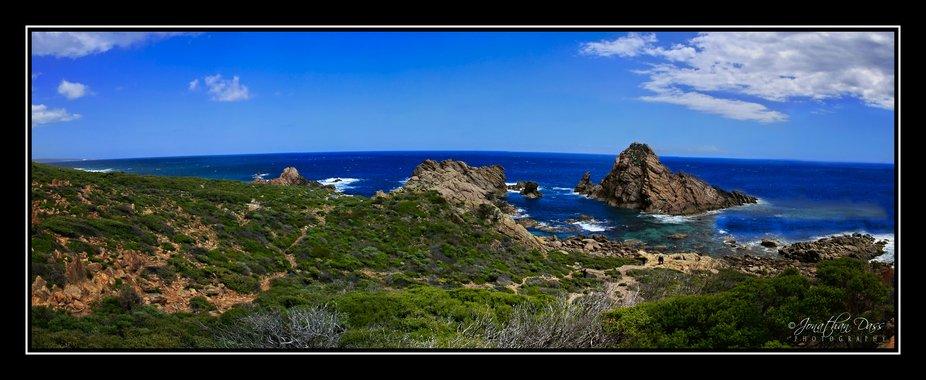 Sugarloaf Rock_Cape Naturaliste_21x9in