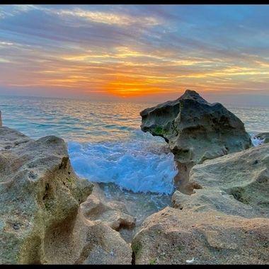 Hutchinson Island Sunrise 3-29-21