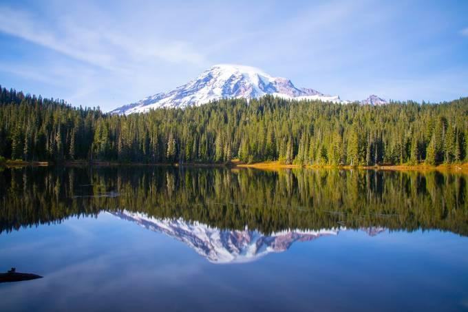 Reflection Lake by photosbyrashid - Capture Mother Nature Photo Contest