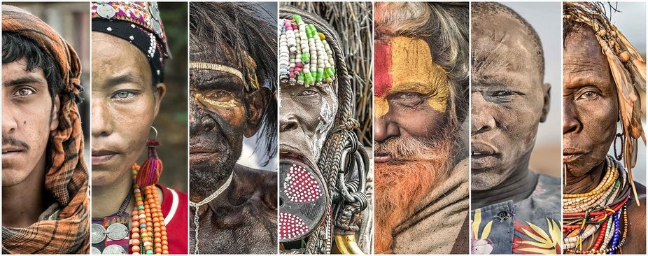 There is only one race... the human race!    Photos available as PRINTS:  https://www.robertopazz...