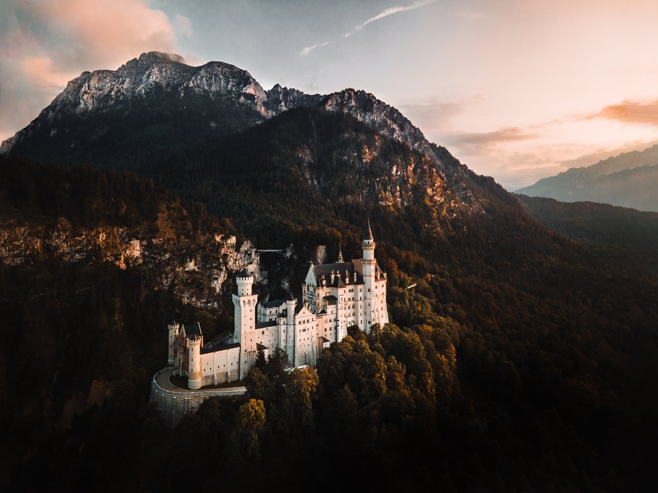 The magnificence of this castle is something I can't express in words and I feel like th...