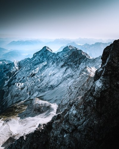 Views From Zugspitze
