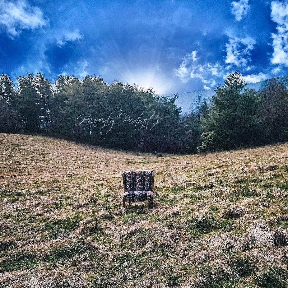 The Blue Ridge Mtn Lump Overlook