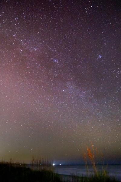 First Milky Way Shot