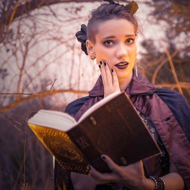 Photography by Christopher Cornish. Model is Josie Austin. Wardrobe by Denise Cruz. Makeup by Keren Mounday.