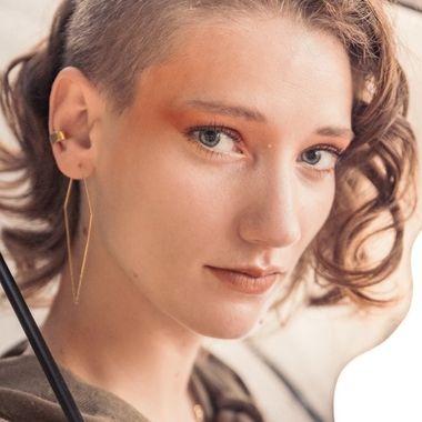 Featured in Mob Journal Magazine  Photography: Christopher Cornish Wardrobe: Josie Austin and Denise Cruz Model: Josie Austin