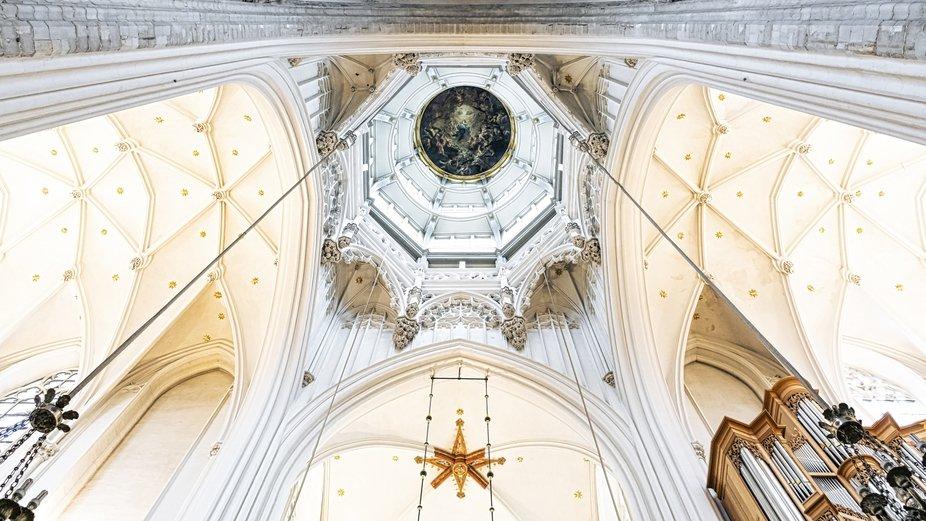 Onze-Lieve-Vrouwen Cathedral, Antwerp, Belgium