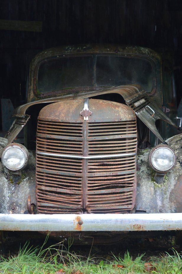was raised with a Dad who had lots of old cars, he gave me the 35 chevy on my 45th birthday. He a...